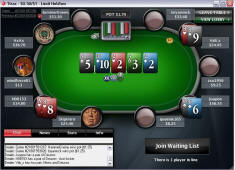 PokerStars Texas Hold em Download Software Screen Shot