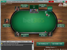 Bet365 Poker Texas Hold em Download